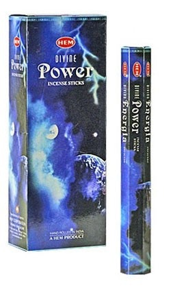 Divine Power, rökelse, HEM