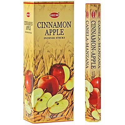 Cinnamon Apple, Kanel Äpple rökelse, HEM