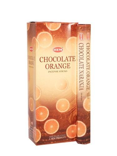 Orange Chocolate, Apelsin Choklad rökelse, HEM