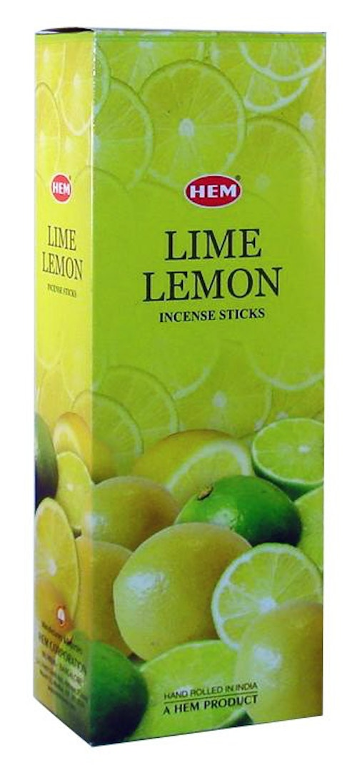 Lime Lemon, rökelse, HEM