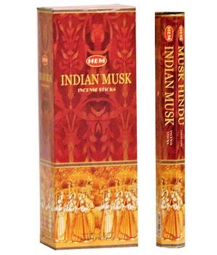 Indian Musk, Indisk Mysk rökelse, HEM