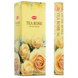 Tea Rose, Teros rökelse, HEM