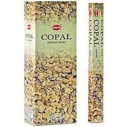 Copal, Kopal rökelse, HEM