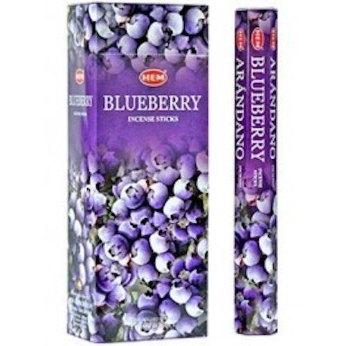 Blueberry, Blåbär rökelse, HEM