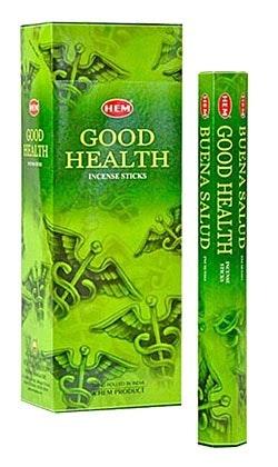 Good Health, rökelse, HEM