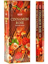 Cinnamon Rose, Kanel Ros rökelse, HEM