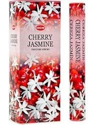 Cherry Jasmine, Körsbär Jasmin rökelse, HEM