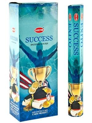 Success, rökelse, HEM