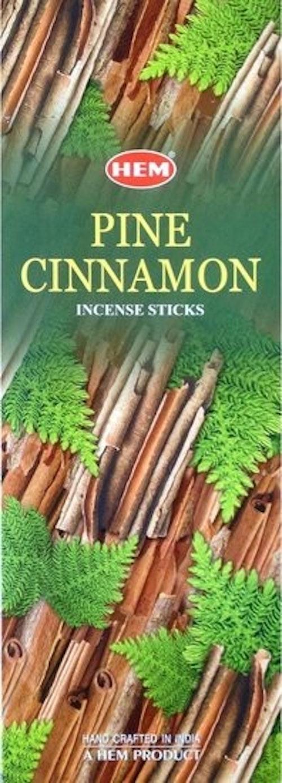 Pine Cinnamon, rökelse, HEM