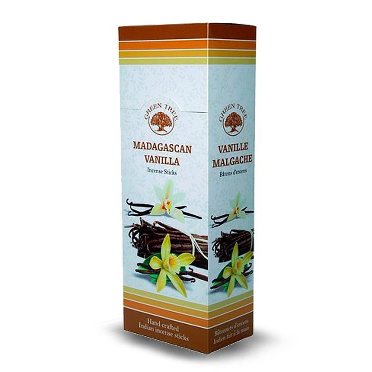Madagascan Vanilla, Vanilj rökelse, Green Tree