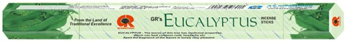 Eucalyptus, Eukalyptus rökelse, G.R Incense