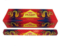 Dragon, Drake rökelse, Krishan