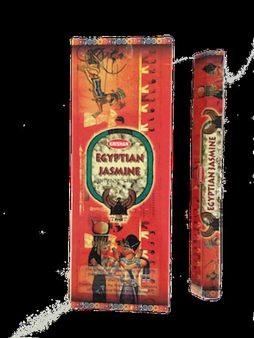 Egyptian Jasmine, rökelse, Krishan