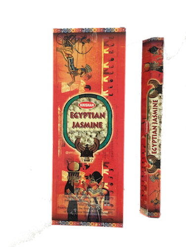 Egyptian Jasmine, Egyptisk Jasmin rökelse, Krishan