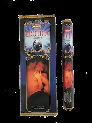 Erotica, rökelse, Krishan