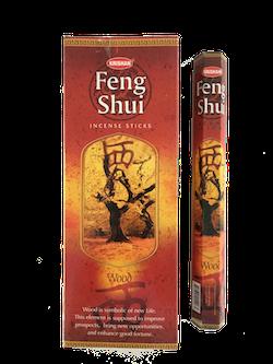 Feng Shui Wood, rökelse, Krishan