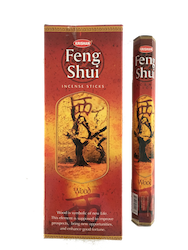 Feng Shui Wood, rökelse, Krishan