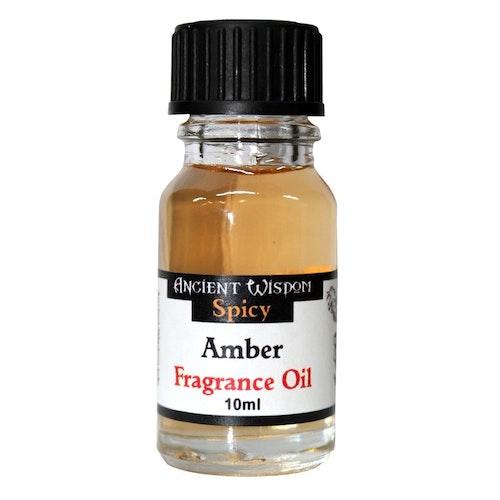 Amber, Bärnsten Doftolja 10ml, Ancient Wisdom