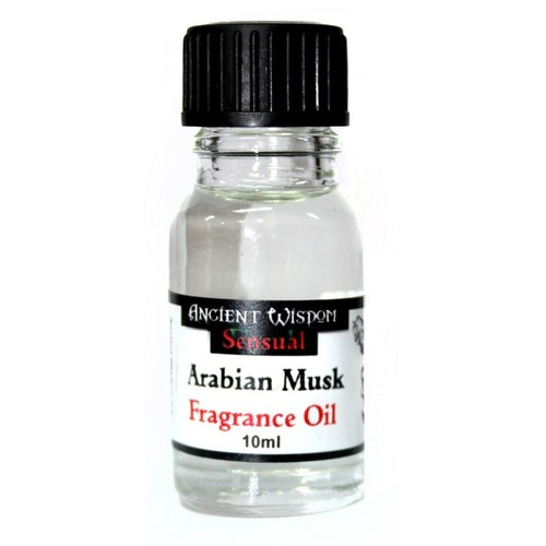 Arabian Musk, Mysk Doftolja 10ml, Ancient Wisdom