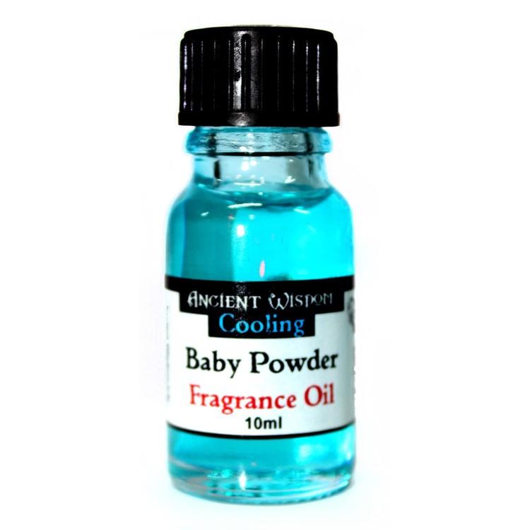 Baby Powder, Doftolja 10ml, Ancient Wisdom