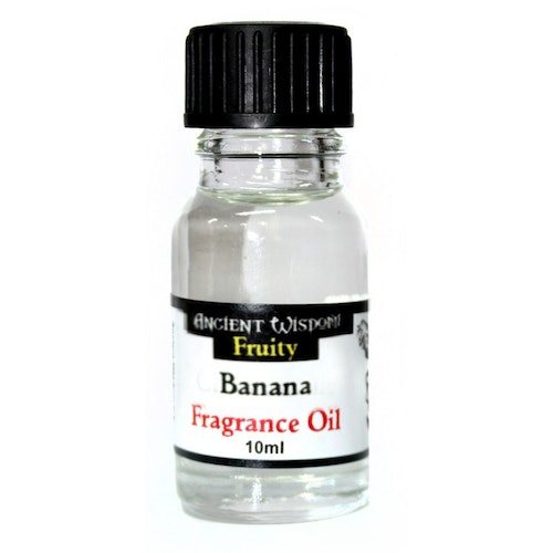 Banana, Banan Doftolja 10ml, Ancient Wisdom