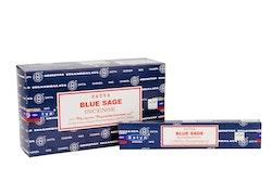 Blue Sage, rökelse 15 g, Satya