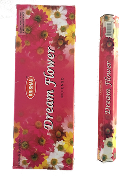 Dream Flower, rökelse, Krishan