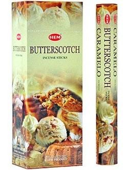 Butterscotch, rökelse, HEM