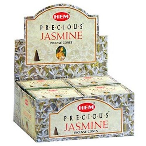 Precious Jasmine, rökelsekoner, HEM