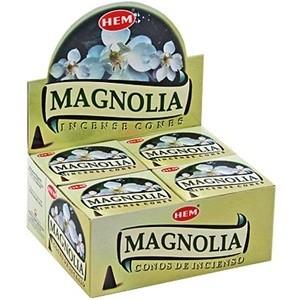 Magnolia, rökelsekoner, HEM