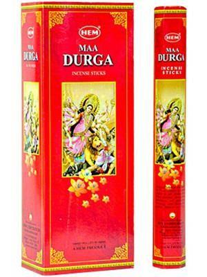 Maa Durga, rökelse, HEM