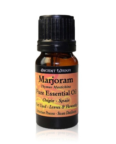 Mejram, Majoram, Eterisk Olja, Ancient Wisdom, 10ml