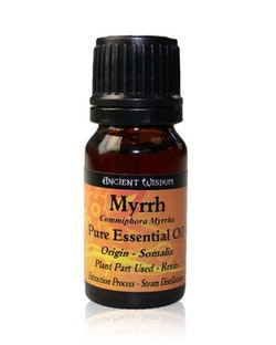 Myrra Eterisk Olja, Ancient Wisdom, 10ml
