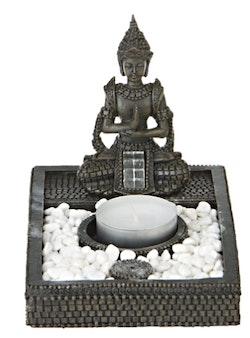 Thai Buddha 2 Rökelsehållare