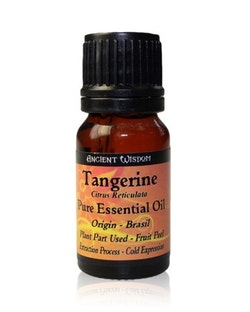 Tangerine Eterisk Olja, Ancient Wisdom, 10ml