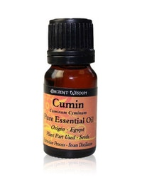 Kummin, Cumin, Eterisk Olja, Ancient Wisdom, 10ml