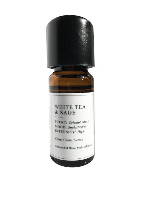No 6 White Tea & Sage, Doftolja 10ml, Sthlm Fragrance Supplier