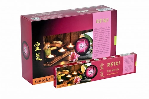 Reiki Purification 15g, Goloka rökelse