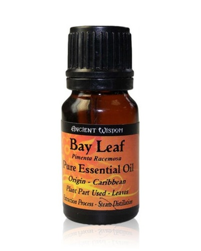 Lagerblad, Bay Leaf, Eterisk Olja, Ancient Wisdom, 10ml