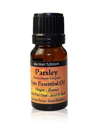 Persilja, Parsley, Eterisk Olja, Ancient Wisdom, 10ml