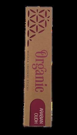Arabian Oudh Organic, Song of India Ekologisk