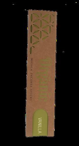 Vanilla Organic, Song of India Ekologisk