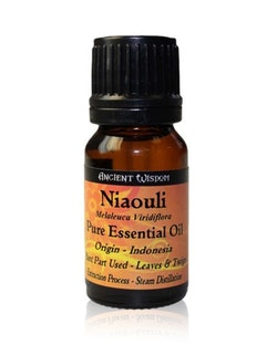 Niaouli Eterisk Olja, Ancient Wisdom, 10ml
