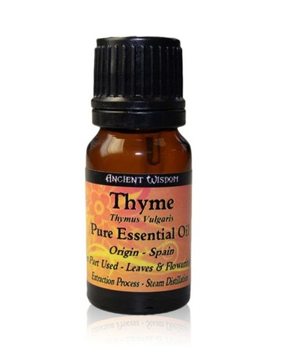 Timjan, Thyme, Eterisk Olja, Ancient Wisdom, 10ml