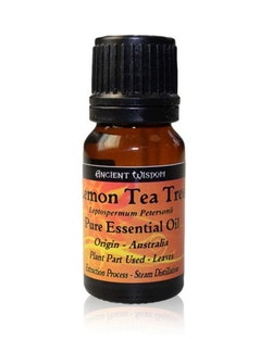 Lemon Tea Tree Eterisk Olja, Ancient Wisdom, 10ml
