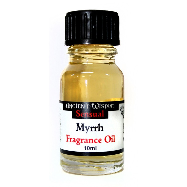 Myrrh, Myrra Doftolja 10ml, Ancient Wisdom