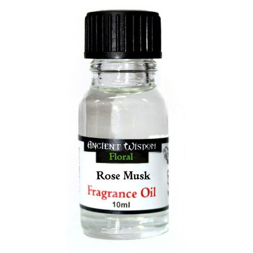 Rose Musk, Ros Mysk Doftolja 10ml, Ancient Wisdom