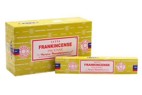 Frankincense, Rökelse, Satya