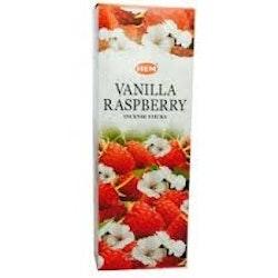 Vanilla Raspberry, rökelse, HEM