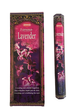 Famous Lavender, rökelse, Krishan